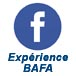 Follow ExpérienceBAFA on Facebook